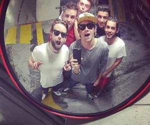 boys, niall horan, and 1d image