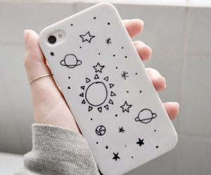 iphone, case, and white image