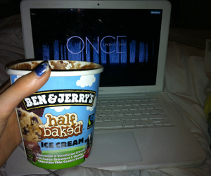 ben, ben and jerrys, and computer image