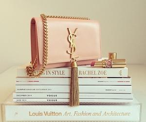 fashion, YSL, and Yves Saint Laurent image