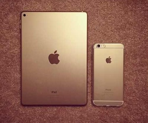 apple, ipad, and iphone image