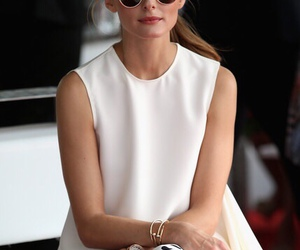 beauty, fashion, and olivia palermo image