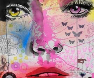art, we love, and jover image