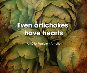 amelie and artichoke image