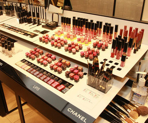 Brushes, chanel, and makeup image