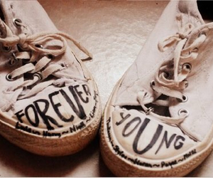 converse and young image