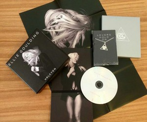beautiful, Ellie Goulding, and halcyon image