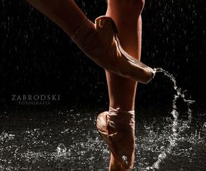 ballerinas, dance, and ballet image