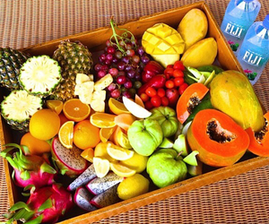fiji, fruit, and healthy image