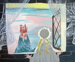 castle, mary blair, and Dream image