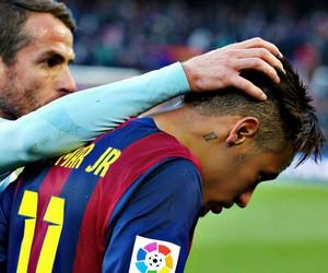 Barcelona, football, and futbol image