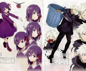 tragedy, fate zero, and kariya matou image