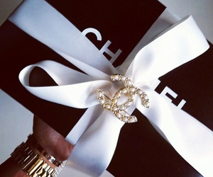 chanel, luxury, and gift image