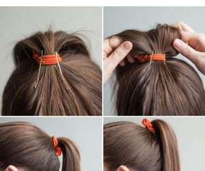 diy, do it yourself, and hair image