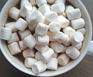 chocolate, delicious, and marshmallows image
