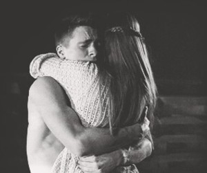 holland roden, lydia, and colton haynes image