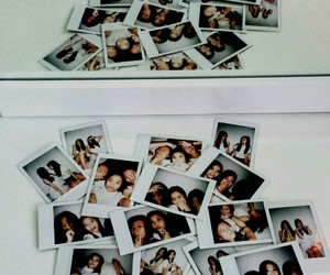 Best, girls, and polaroids image