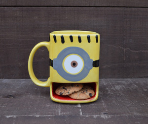 minions, Cookies, and cup image