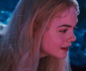 actress, Elle Fanning, and film image