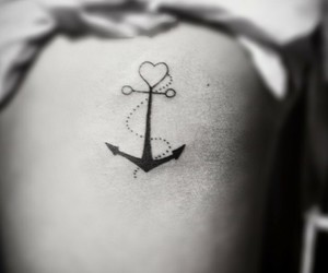 tattoo, idea, and love image