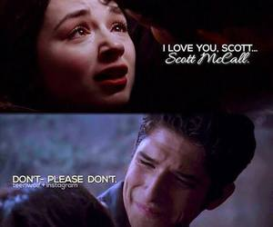teen wolf, scott, and scott mccall image