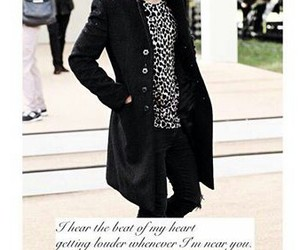 background, fashion, and quote image