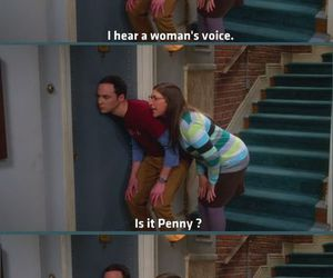 the big bang theory, funny, and amy image