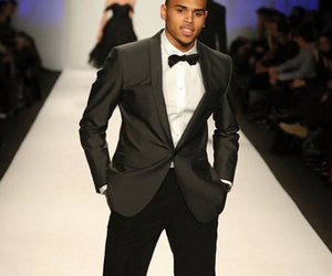 chris brown, classy, and Hot image