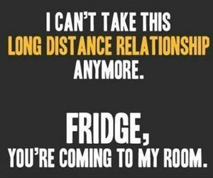 fridge, funny, and food image