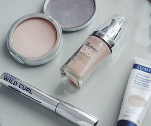 beauty, cosmetic, and Foundation image