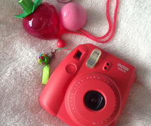 berry, instax, and lush image