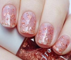 color nail, nail, and innisfree image