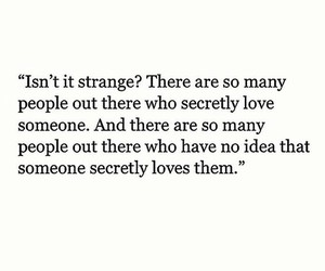 love, quotes, and secret image