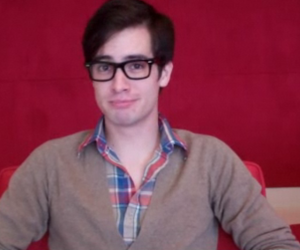 bden, panic at the disco, and brendon urie image
