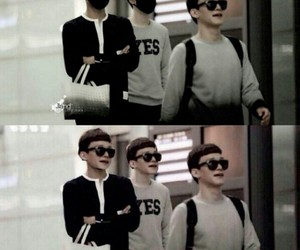 Chen, exo, and gull image