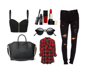 bag, beauty, and blouse image