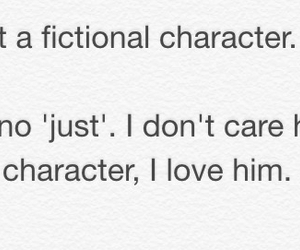 feelings, other people, and fictional characters image