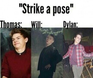 dylan, thomas, and will image