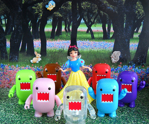 domo and 7 image