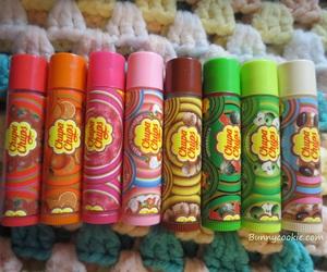 chupa chups, lips, and sweet image