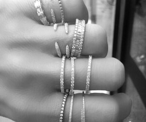 accessories, ring, and wedding image