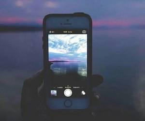 iphone, beautiful, and phone image