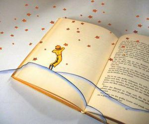 book, little prince, and the little prince image