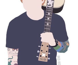 ed, wallpaper, and ed sheeran image