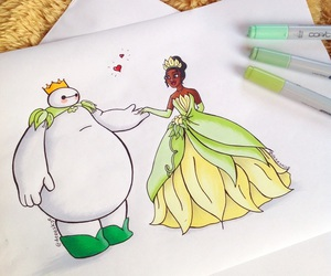 baymax and disney image