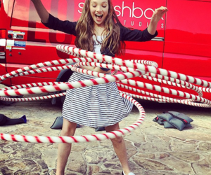 dance moms and maddie ziegler image