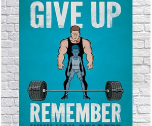 motivation, remember, and give up image
