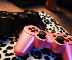 ps3, pink, and games image