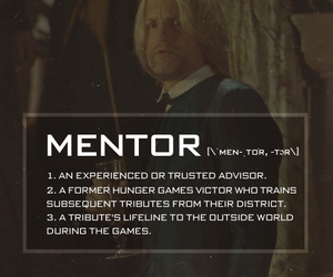 mentor and catching fire image