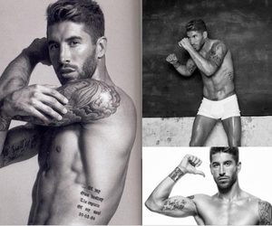 real madrid, love, and sergio ramos image